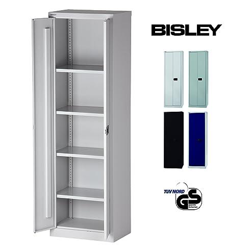 Aktenschrank metall  BISLEY Aktenschrank | Werkzeugschrank | Flügeltürenschrank aus ...