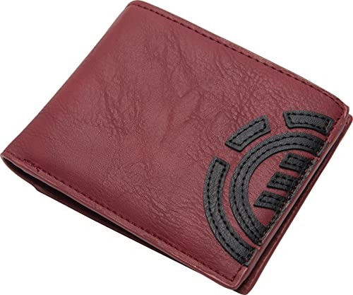 Element Cartera Daily Wallet - Oxblood Red RD: Amazon.es: Ropa y accesorios