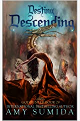 Destiny Descending: A Reverse Harem Supernatural Romance (Godhunter Book 29) Kindle Edition