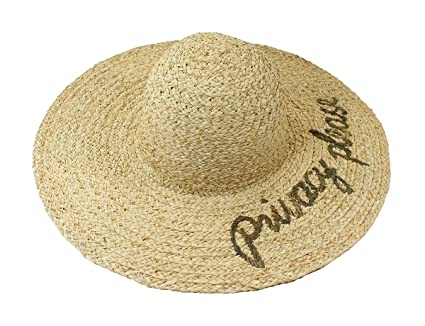483254b306f Hat Attack Privacy Please What s Your Motto Sunhat  Amazon.co.uk  Clothing