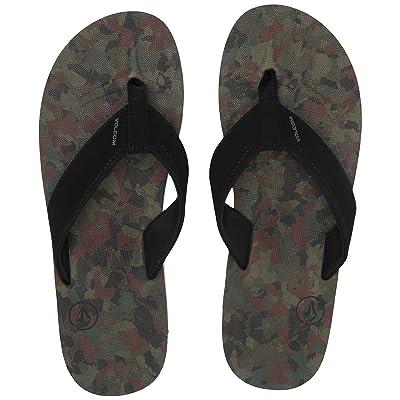 Volcom Men's Victor Flip-Flop: Shoes