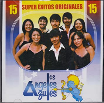 Discos Dlb Cd 2004 Los Angeles Azules 15 Super Exitos Originales Amazon Com Music