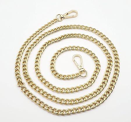 Handbag Metal Chains Shoulder Bag Strap Purse Chain Bag Handles Bag Accessories
