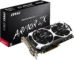 MSI R9 380 2GD5T OC Graphics Card