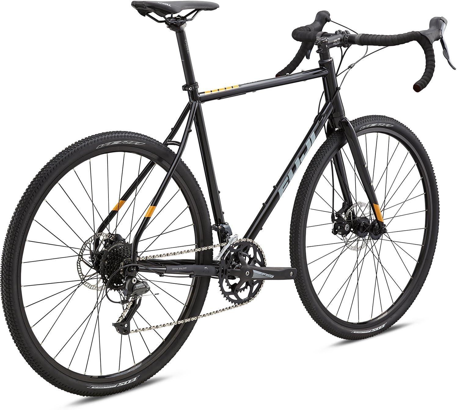 Bicicleta de carretera Gravel Bike Fuji Jari 2.5 2018 – 54 cm ...