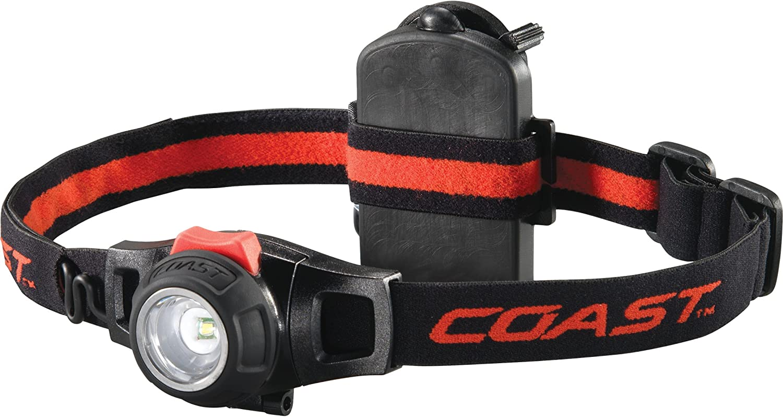 Coast HL7 285 lm Focusing LED Headlamp Coast Cutlery Company
