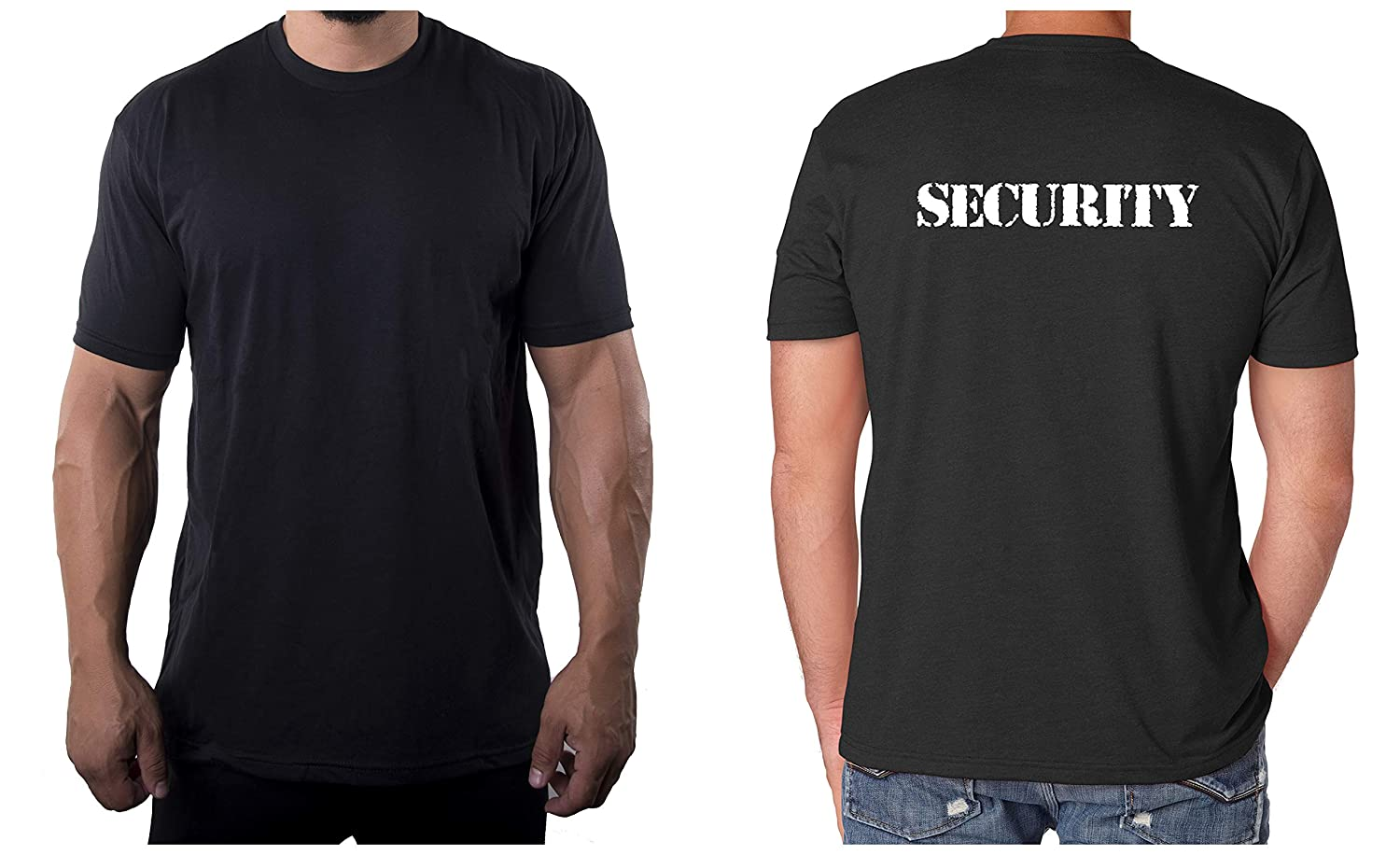 Amazon com: Mato & Hash Security T-Shirts| Event Safety