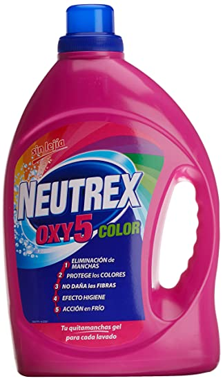 Neutrex Oxy Color Quitamanchas 2620ml