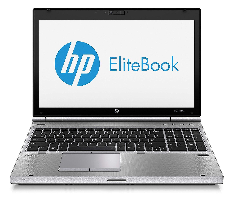 HP EliteBook 8570p Metálico Portátil 39,6 cm (15.6
