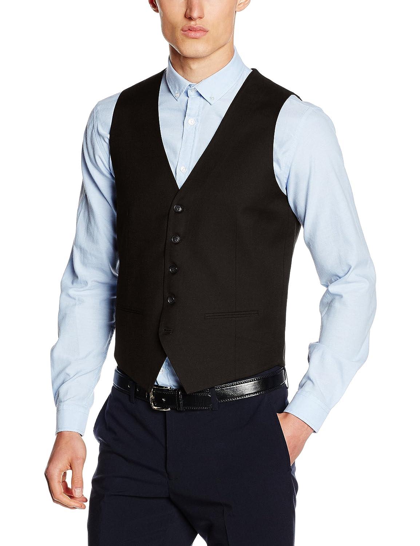 Lindbergh Herren Anzugwesten Men's Waistcoat For Suit, 30-39005