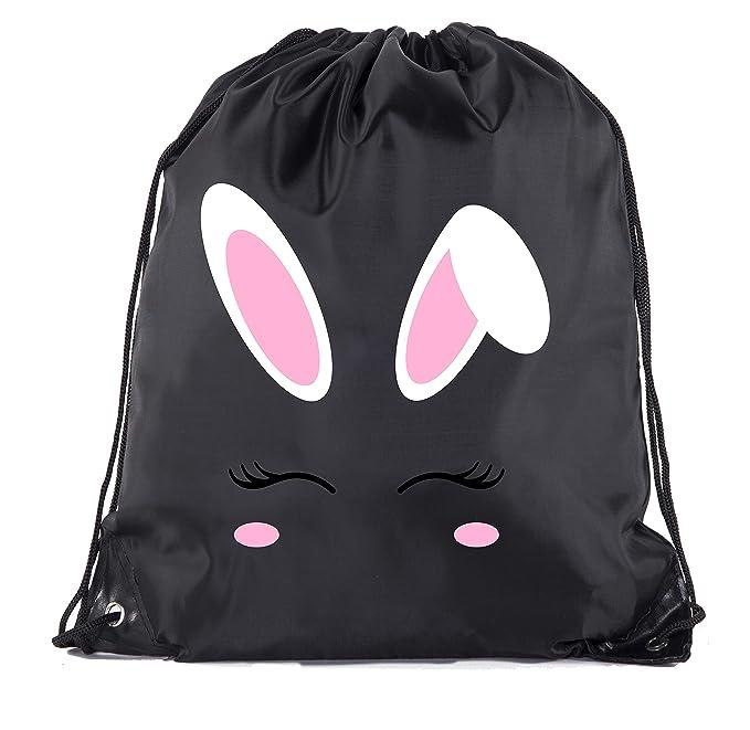 Amazon.com: Bolsas para cesta de Pascua, mochilas con cordón ...