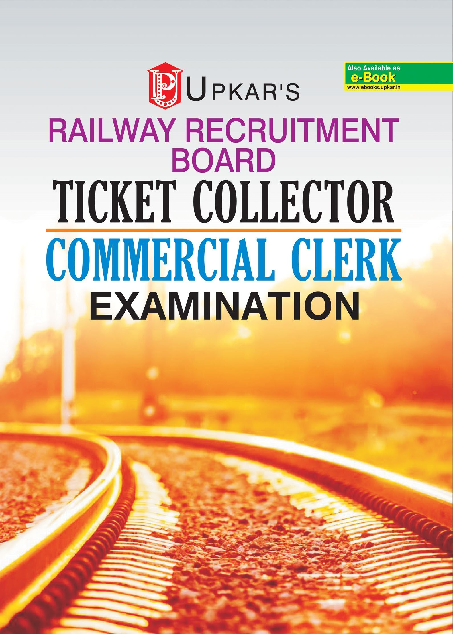 Buy Railway Recruitment Board Ticket Collector Commercial Clerk