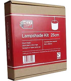 25cm lampshade making kit