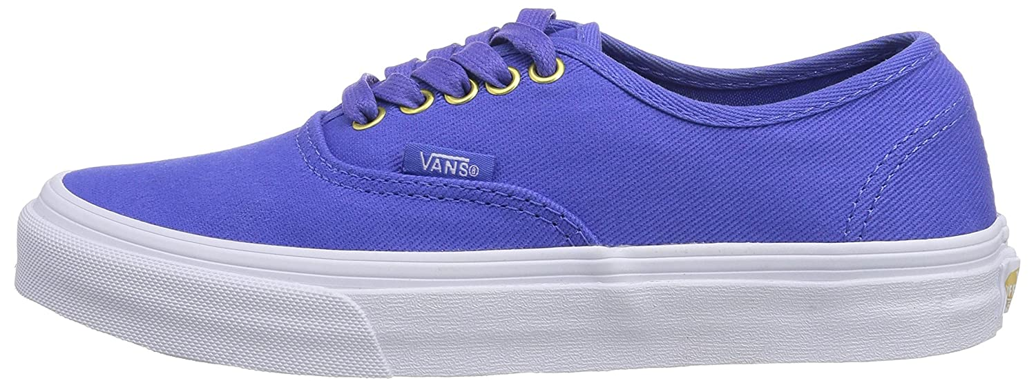 Vans Unisex Authentic Slim Gold Pop Sneakers: Amazon.ca: Shoes & Handbags