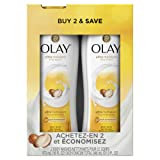 Amazon Price History for:Olay Ultra Moisture Body Wash with Shea Butter for Extra-Dry, Dry, Dull or Rough Skin - 16 Fl Oz, Pack of 2