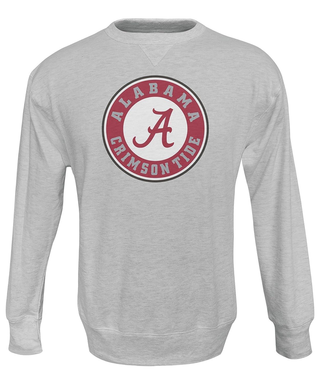 Alta Gracia NCAA Herren Crew Sweatshirt X-Large Gray//Ash Juan Herren
