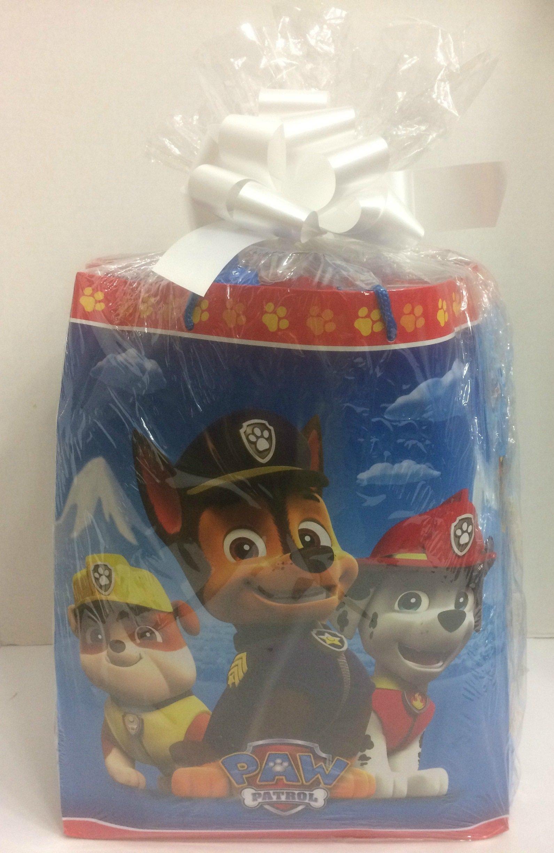 Paw Patrol Gift Bag Set of 15