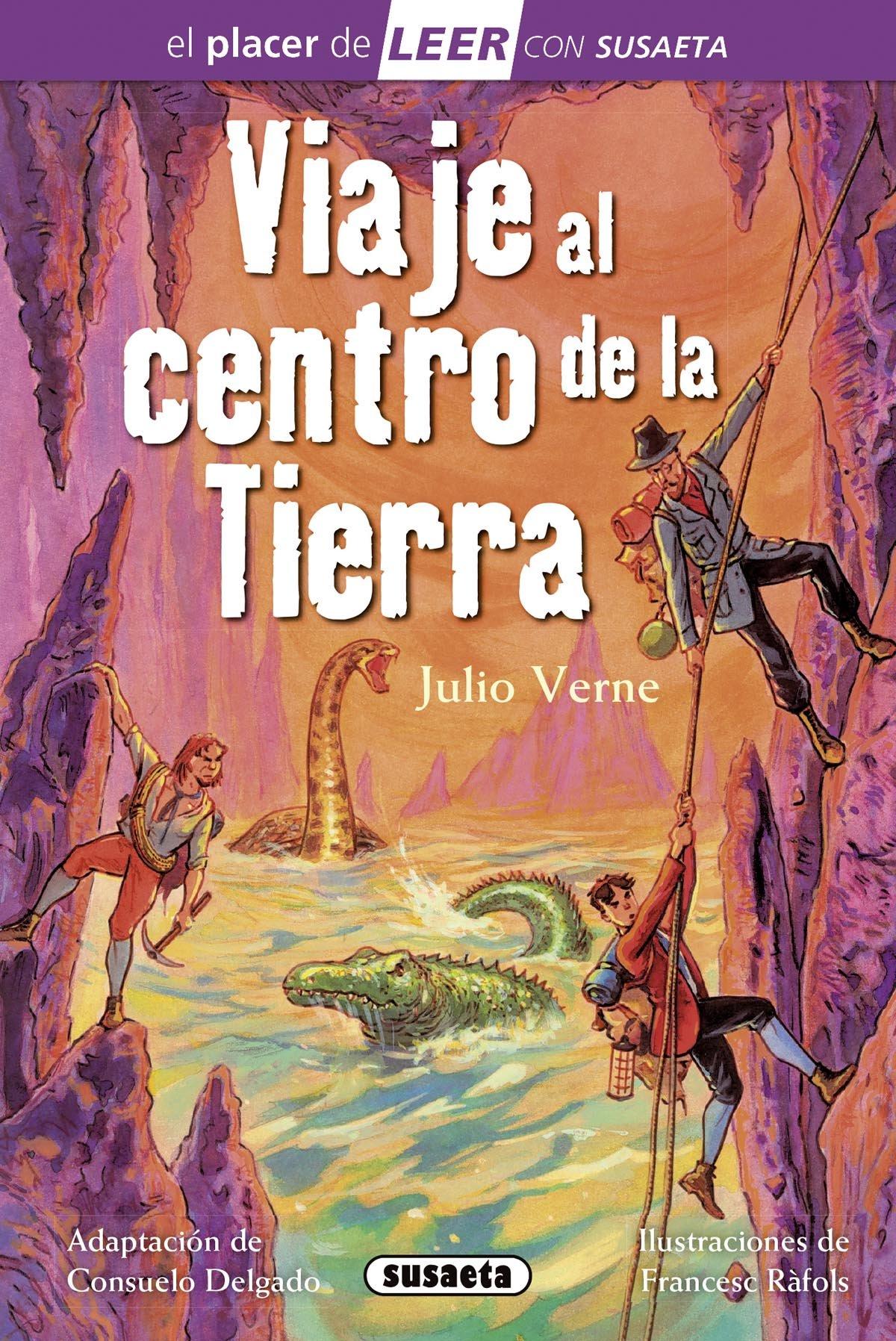 viaje-al-centro-de-la-tierra-el-placer-de-leer-con-susaeta-nivel-4