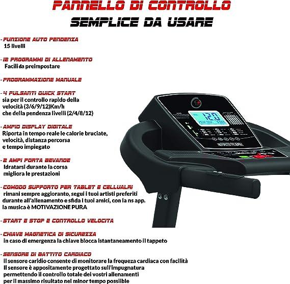 GO SPORT - Alfombra eléctrica Profesional Plegable con Control de ...