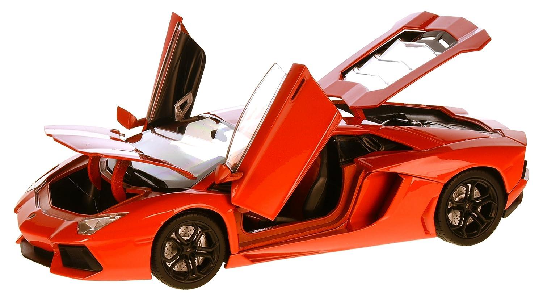 Amazon Com Lamborghini Aventador Lp700 4 Dark Orange 2011 Model