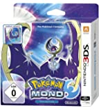 Pokémon Mond + Steelbook