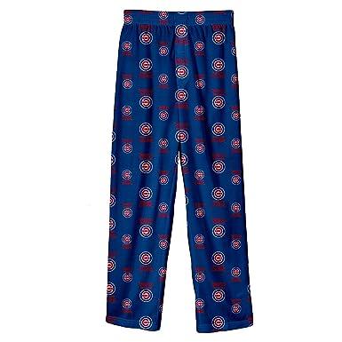 amazon com genuine merchandise chicago cubs mlb kids blue long
