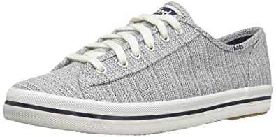 28a23f6cc5dae Keds Women s Kickstart Woven Fashion Sneaker Navy 5 ...