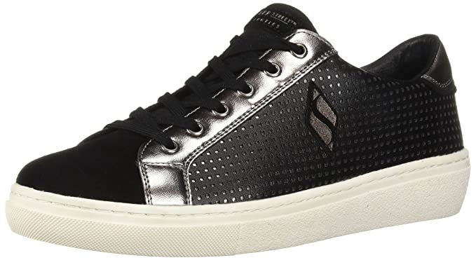Glamour Baskets Daily Skechers Goldie Noir Femme 8wUTB4xnH