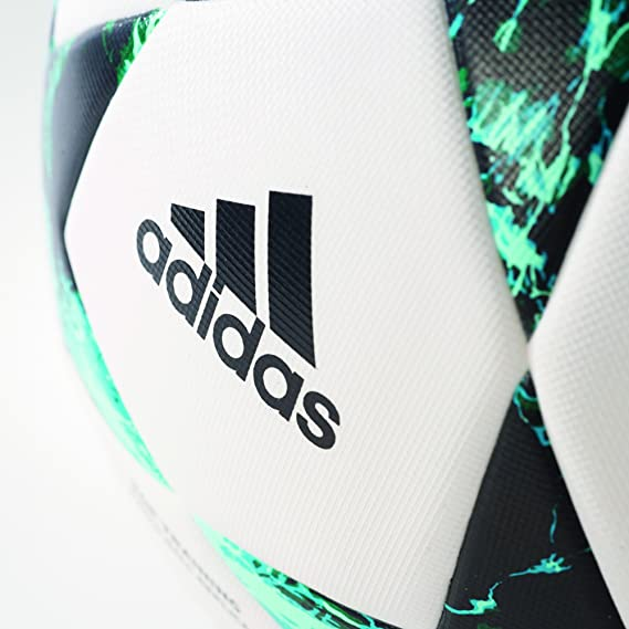 adidas Finale 17 TT Balón, Hombre, (Blanco/Negbas/verosc/Azuene ...