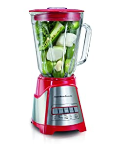 Hamilton Beach Ensemble Multi Function Wave Action Blender with Ice Sabre Blades