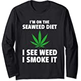 Weed Leaf Designs Cannabis Unisex T-shirt smoker shirts stoner shirts smocking shirts Hocus Pocus I Need Weed To Focus Classic T-Shirt