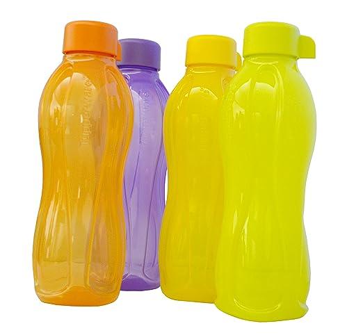 96 opinioni per Tupperware 500 Ml Water Bottle 4*500 Ml by Tupperware