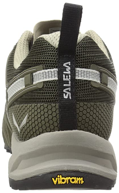 Amazon.com | Salewa Mens Wildfire Vent Approach Shoe, Black/Juta, 11.5 | Hiking Shoes
