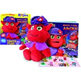 Moodsters, Razzy Plush Sound & Activity Book