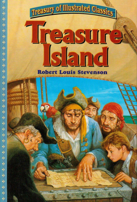 Treasure island книга на английском скачать бесплатно