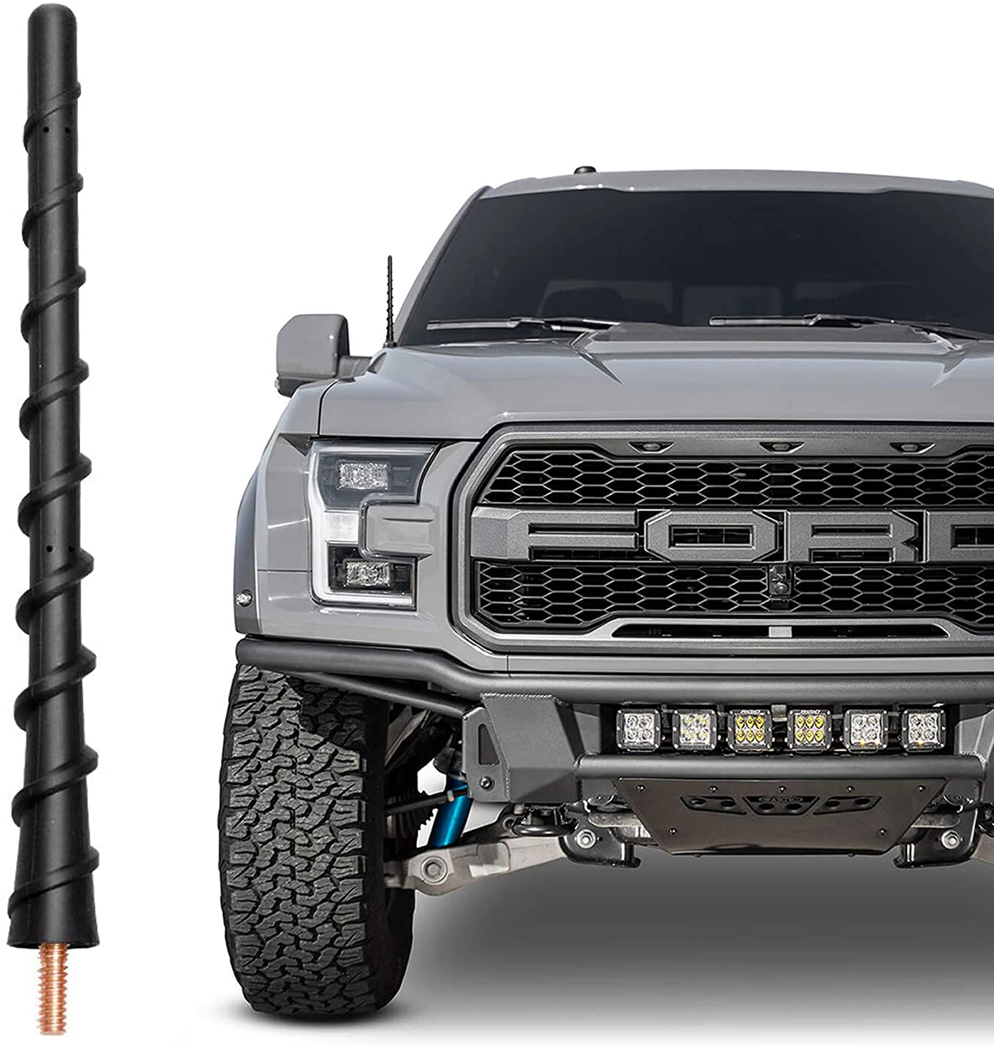 VOFONO Short Antenna Compatible with Ford F-150 F150 2009-2021