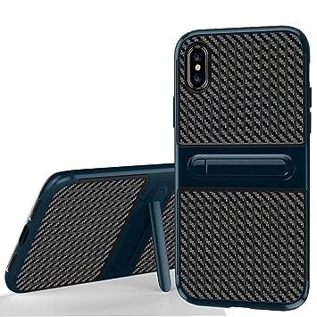 carcasa iphone x con soporte