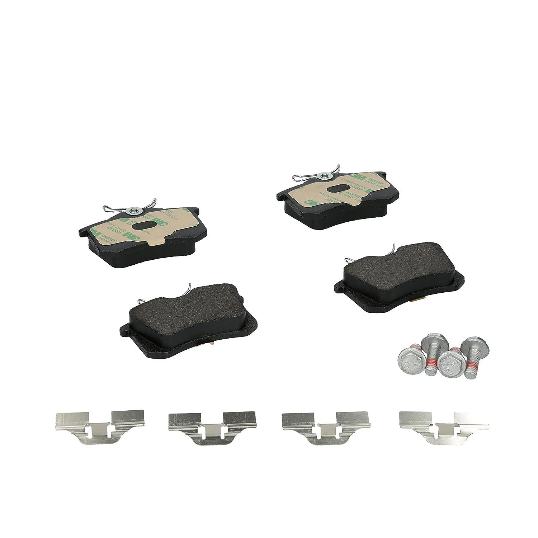 Bosch 986460970 Bremsbelag 4-teilig