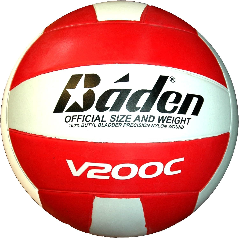 Baden Rubber Indoor - Balón de Voleibol: Amazon.es: Deportes y ...