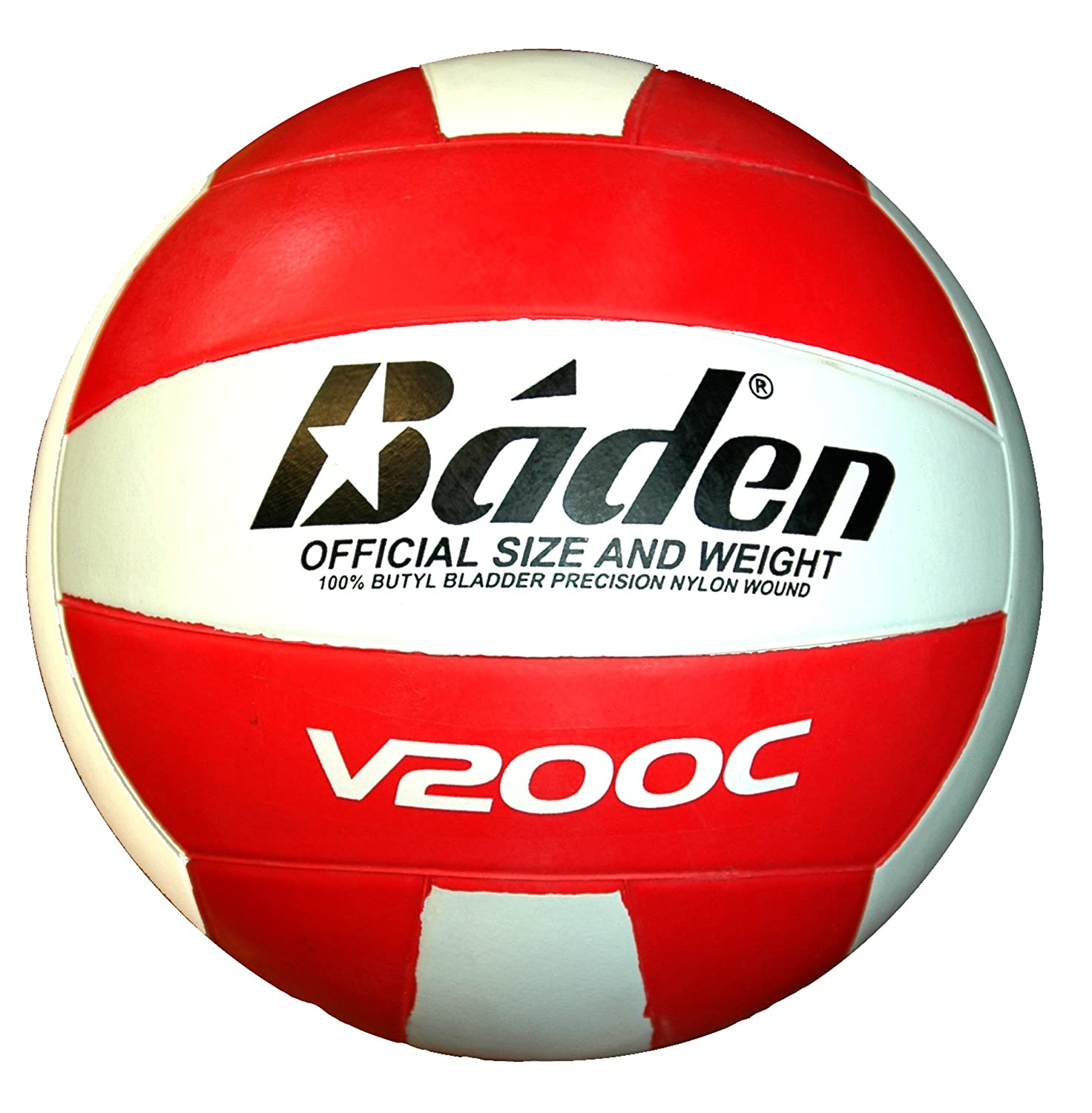 Baden Rubber Indoor/Outdoor Volleyball 319V200