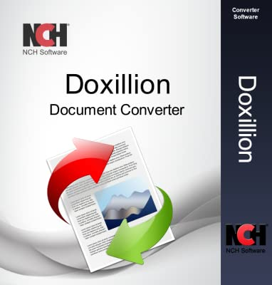 Doxillion Free Document Converter – Converts DOCX, DOC, PDF, WPS and Many More Files Quickly [Download]