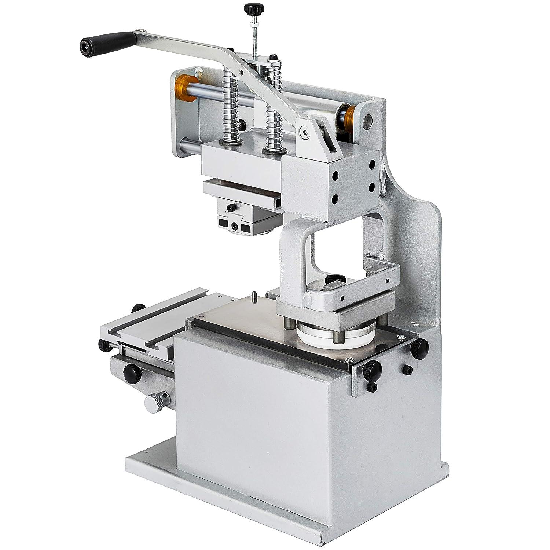 Amazon com: VEVOR Manual Pad Printer Pad Printing Machine