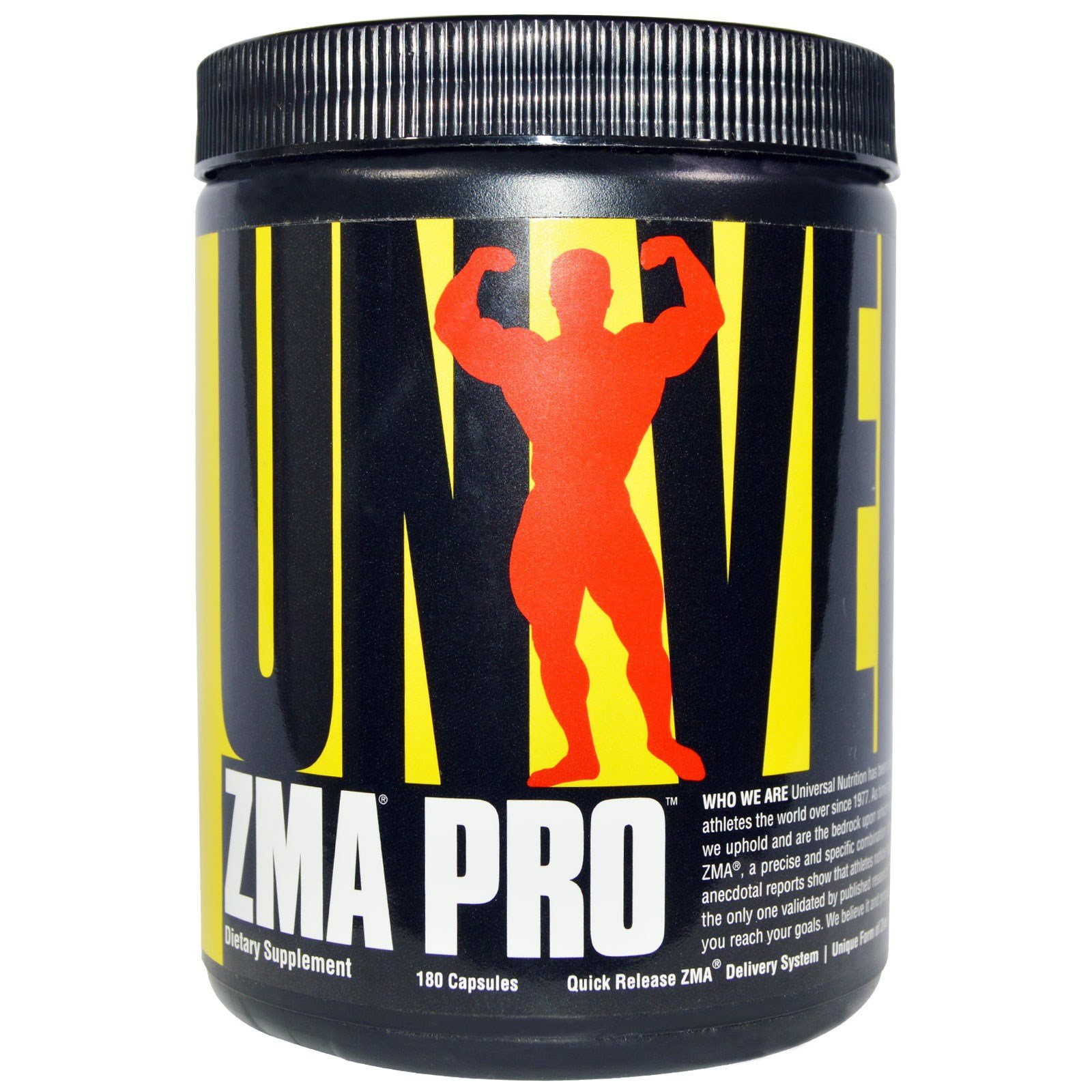 Universal Nutrition, ZMA Pro, 180 Capsules - 2pc