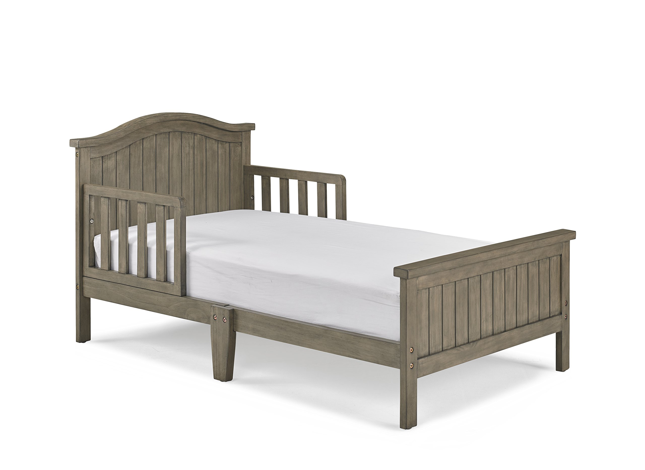 Fisher-Price Delmar Toddler Bed, Vintage Grey by Fisher-Price