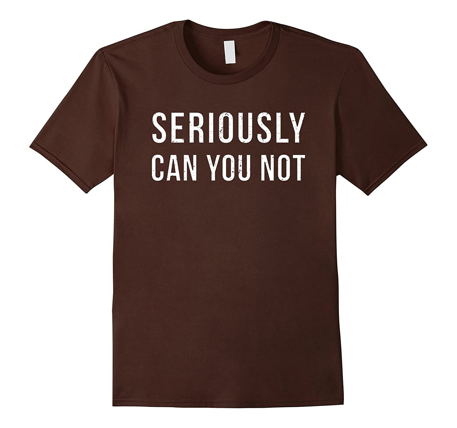 Seriously Can You Not Shirt: Funny Do Not Bug Me T-Shirt-Art