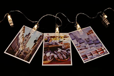 Amazon rope lights smaz life led photo clip string lights 15 rope lights smaz life led photo clip string lights 15 feet t2c battery operated string mozeypictures Choice Image