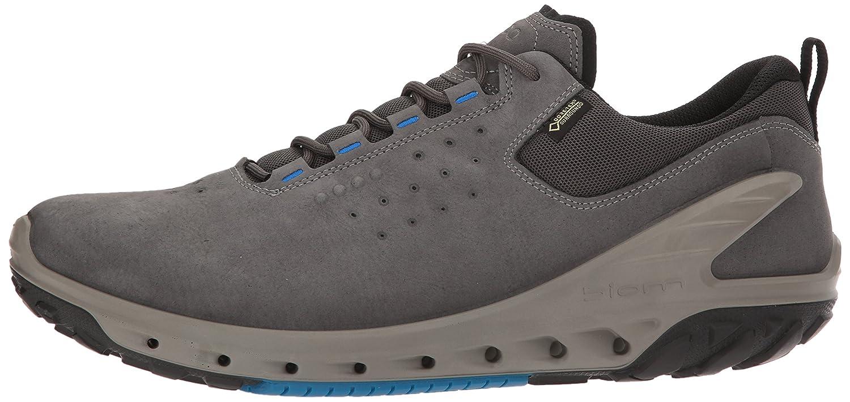 Zapato de senderismo con cordones Gore-Tex de cuero Biom Venture para hombre  de ECCO Sombra oscura 2e211011f0654