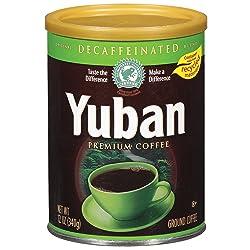 Yuban Traditional Decaf Ground Coffee