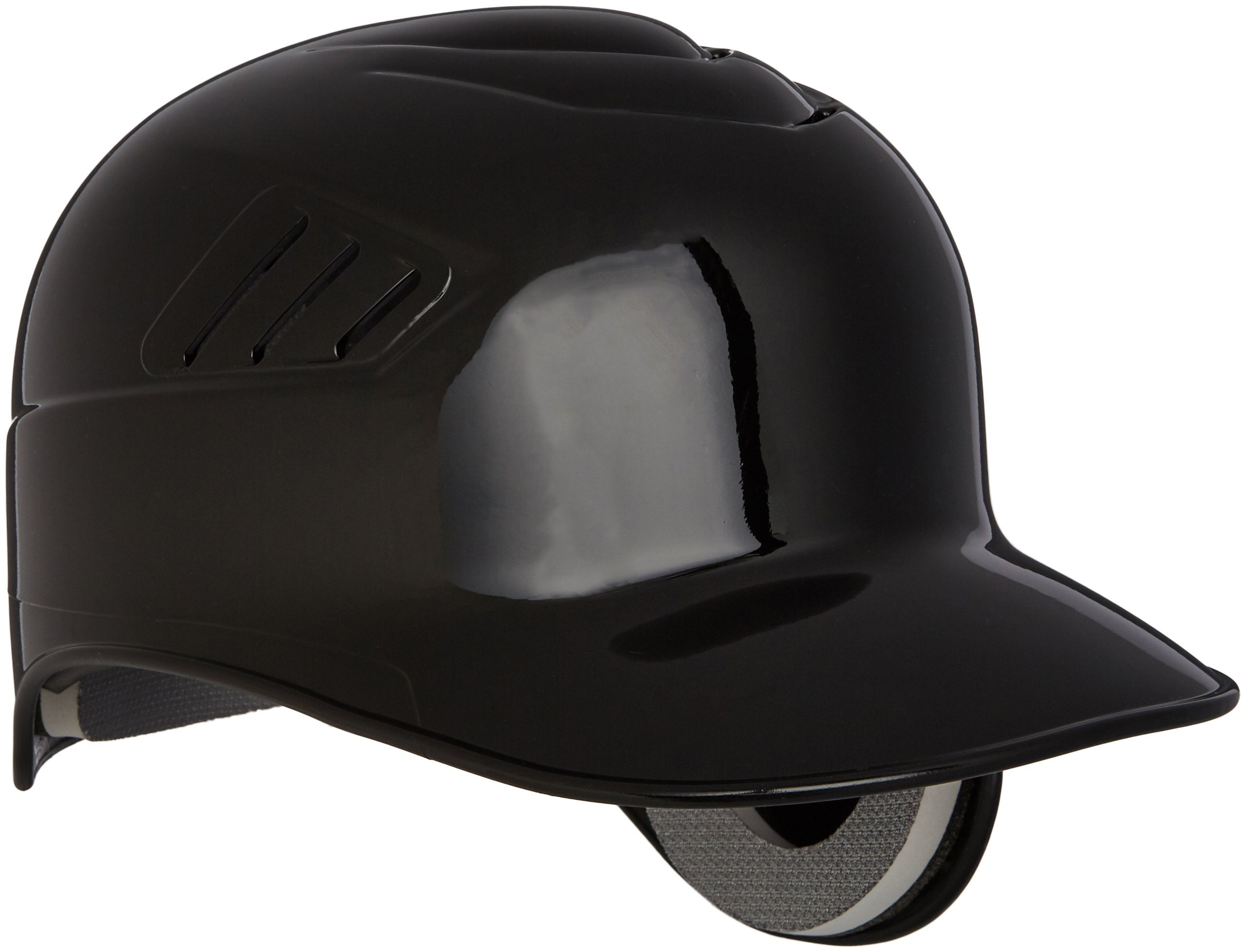 rawlings single flap batting helmet