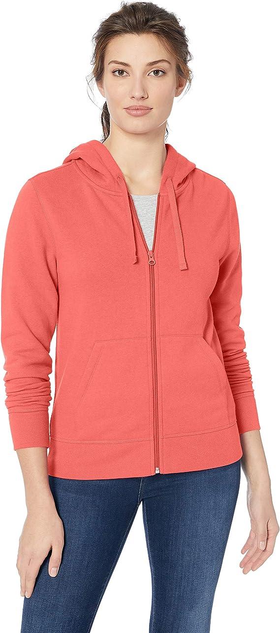 Essentials Damen French Terry Fleece Crewneck Sweatshirt Novelty-Athletic-Sweatshirts